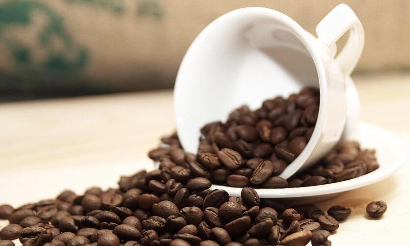 Čerstvá káva prvotřídní kvality
