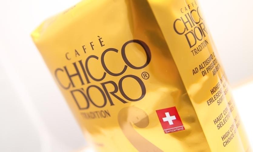 Chicco d'Oro švýcarská rodinná pražírna