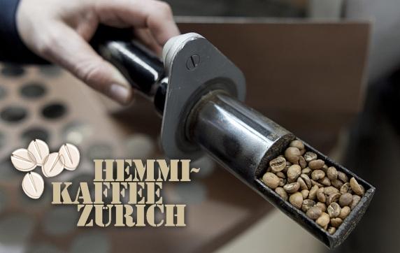 Hemmi Kaffee Zürich